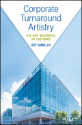 Cover of the book: Corporate Turnaround Artistry