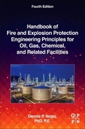 Cover of the book: Handbook of Fire and Explosion Protection Engineering Principles for the Oil, Gas, Chemical, and Related Facilities