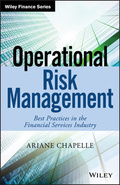 Cover of the book: Operational Risk Management