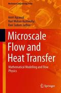 Cover of the book: Microscale Flow and Heat Transfer