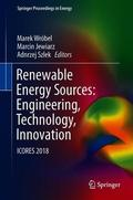 Cover of the book: Renewable Energy Sources: Engineering, Technology, Innovation