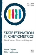 Cover of the book: State Estimation in Chemometrics