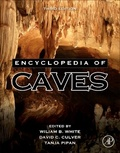 Cover of the book: Encyclopedia of Caves