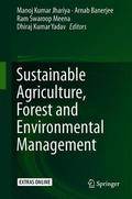 Cover of the book: Sustainable Agriculture, Forest and Environmental Management