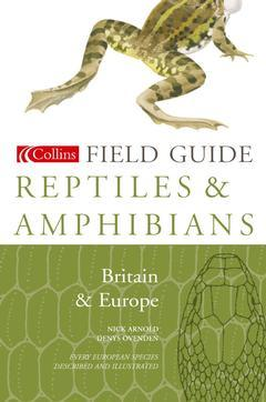 Couverture de l'ouvrage Fiels guide to the reptiles & amphibians of Britain & Europe