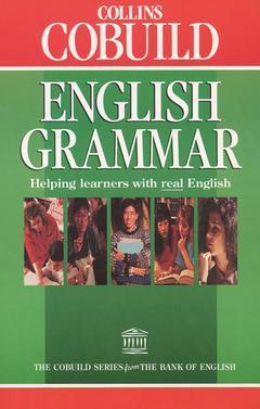 Couverture de l'ouvrage Collins cobuild english grammar