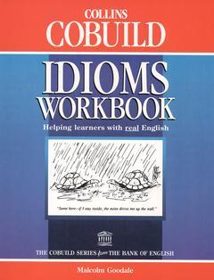 Cover of the book Collins Cobuild idiom's workbook (paper)