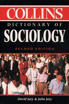Cover of the book Collins dictionary of sociology