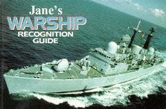Couverture de l'ouvrage Jane's warship recognition guide (Paper)