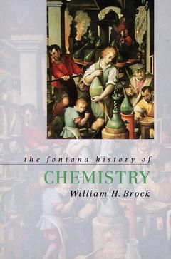 Cover of the book History of chemistry (paper)