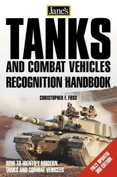 Couverture de l'ouvrage Jane's recognition guide - tanks and combat vehicles recognition handbook 3rd ed