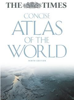 Couverture de l'ouvrage The Times atlas of the World (9th concise edition)
