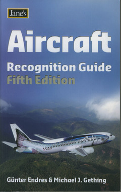 Cover of the book Jane's aircraft recognition guide (5th Ed.).