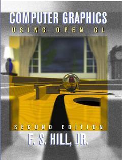 Couverture de l'ouvrage Computer Graphics : Using Open GL (2nd Ed.)