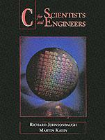 Cover of the book C for scientists and engineers (paper)