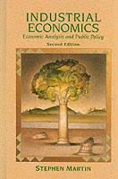 Couverture de l'ouvrage Industrial economics : economic analysis and public policy, 2nd ed 1994
