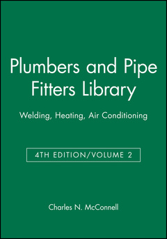 Cover of the book Plumbers and pipe fitters library, vol 2 welding, heating,air conditioning (4th ed' 89)