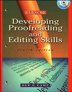 Couverture de l'ouvrage Developing proofreading and editing skills (4th ed )