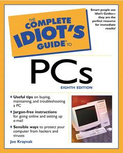 Couverture de l'ouvrage Complete idiot's guide to pcs