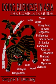 Couverture de l'ouvrage Doing business in Asia : the complete guide