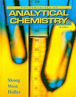 Couverture de l'ouvrage Fundamentals of analytical chemistry 7° ed. 96