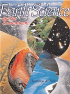 Cover of the book Earth science and the environment (2nd ed' 98) paper