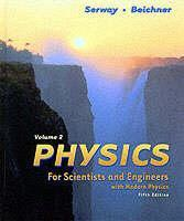 Cover of the book Physics for scientists and engineers, volume 2