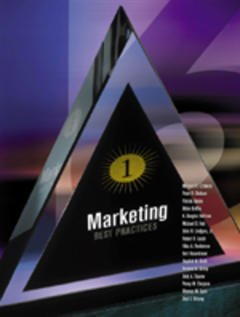 Cover of the book Marketing best practices