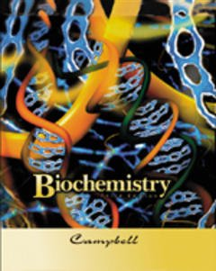 Cover of the book Biochemistry, 3rd ed'98