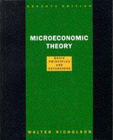 Couverture de l'ouvrage Microeconomic theory, 7th ed.