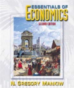 Cover of the book Essentials of economics (2nd ed)