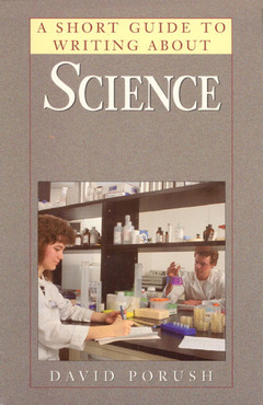 Cover of the book Short guide to writing about science (paper)