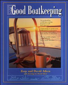 Cover of the book Good boatkeeping