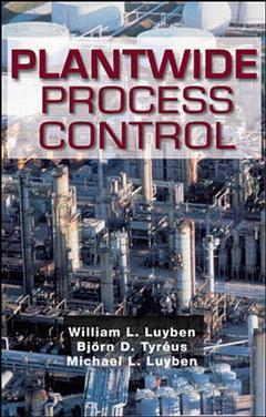 Couverture de l'ouvrage Plantwide Process Control