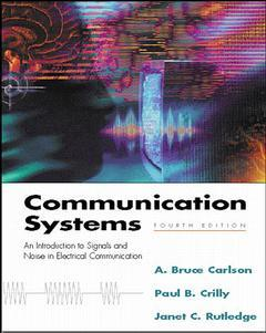 Cover of the book Communication systems (4th ed )