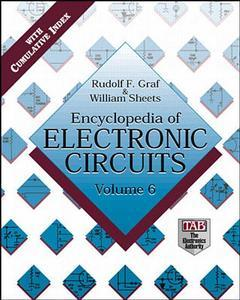 Cover of the book Encyclopedia of electronic circuits vol. 6 (paper)