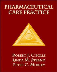 Cover of the book Pharmaceutical care practice