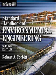 Cover of the book Standard handbook of environmental engineering, 2nd ed 1999