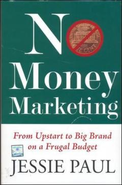 Couverture de l'ouvrage No money marketing