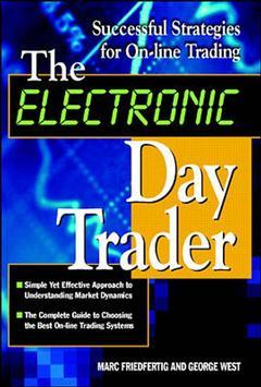 Cover of the book The electronic day trader