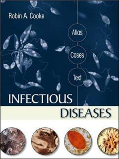 Cover of the book Infectious diseases: Atlas - Cases Text