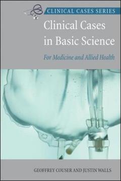 Couverture de l'ouvrage Clinical cases in basic sciences