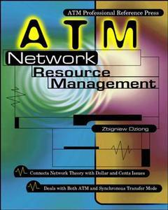 Couverture de l'ouvrage ATM network resource management (Paper)