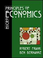 Cover of the book Principles of microeconomics