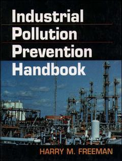 Cover of the book Industrial pollution prevention handbook