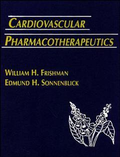 Cover of the book Cardiovalscular pharmacotherapeutics