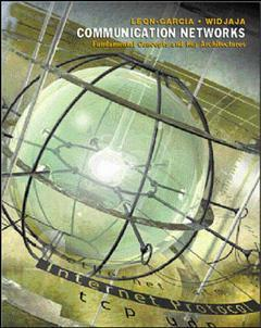 Cover of the book Communication Network (hardback) test book