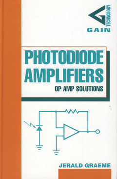 Cover of the book Photodiode amplifiers, OP AMP solutions