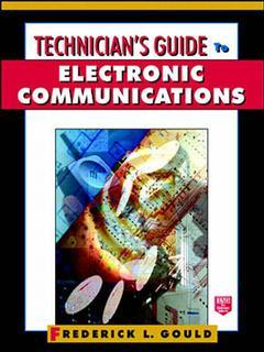 Cover of the book Technician's guide to electronic communications
