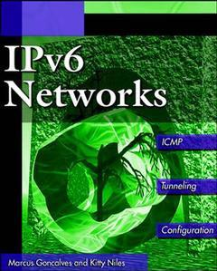 Cover of the book IPV6 networks